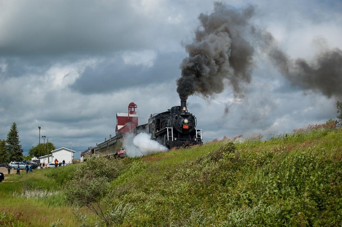 Heritage Rail ridership/attendance