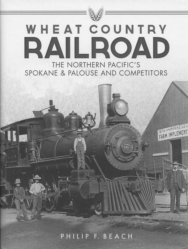 Book review: Wheat Country Railroad