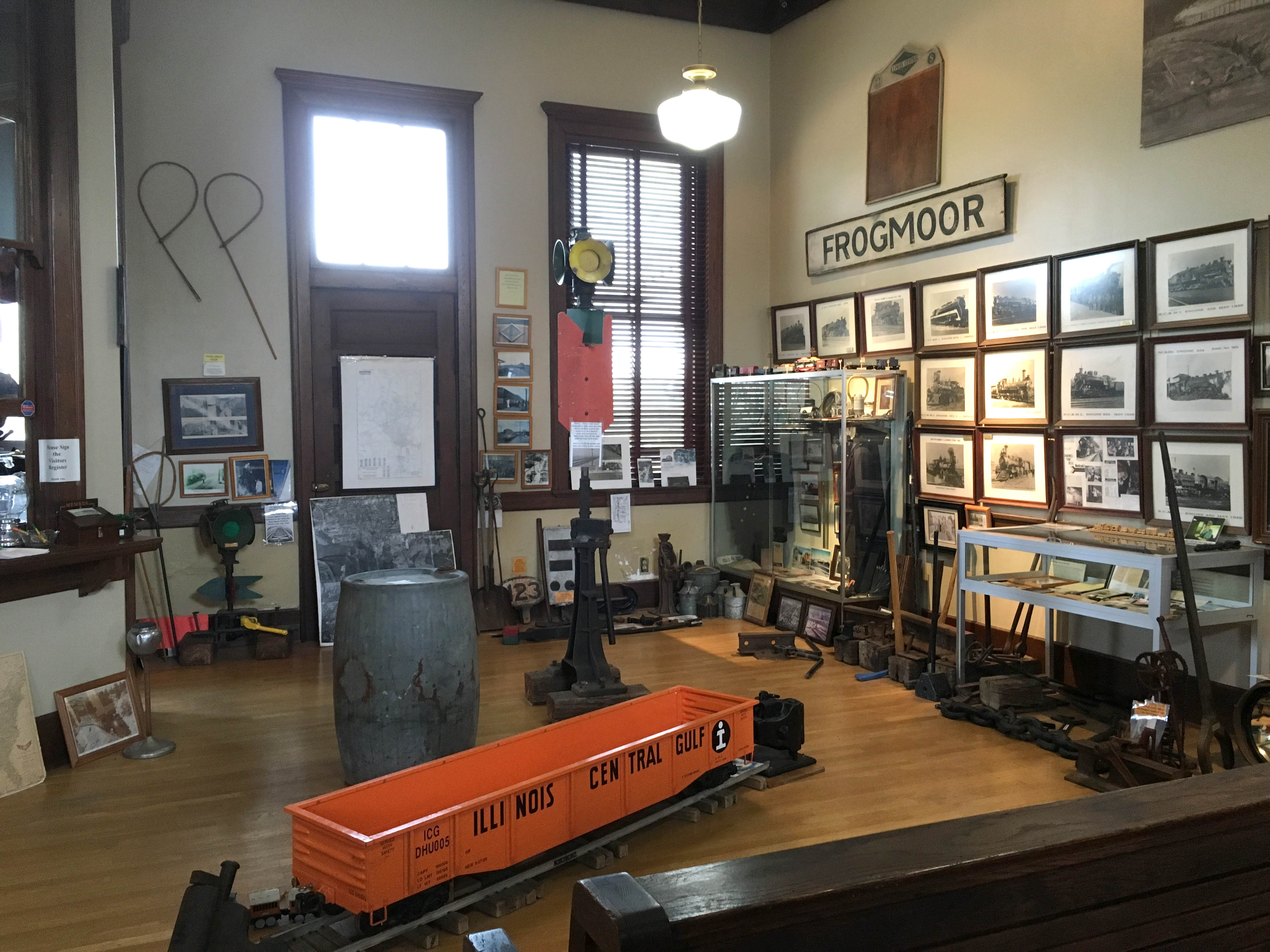 Visiting small Tennessee museums – HeritageRail Alliance