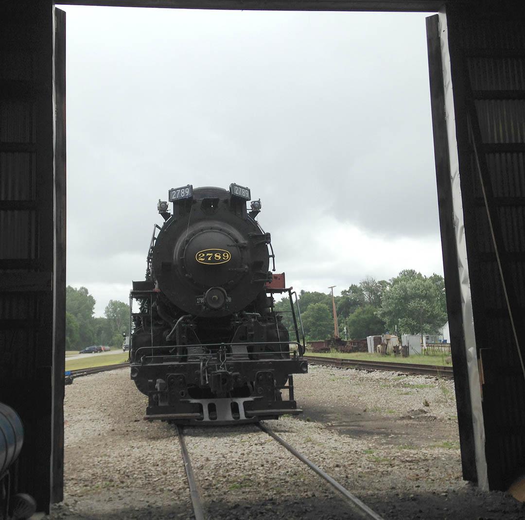 Hoosier Valley Railroad Museum