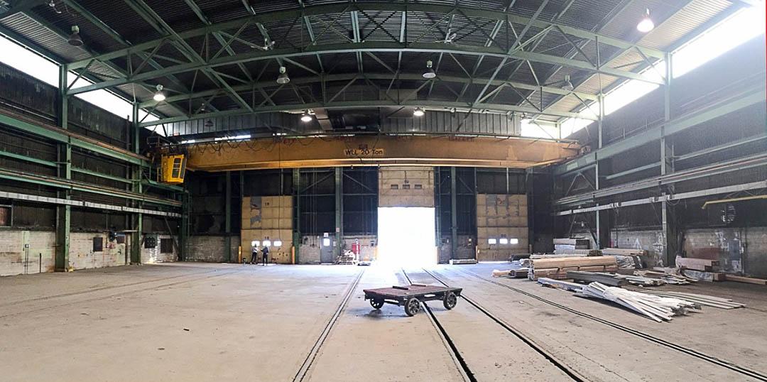 Railway Heritage Park buys BC Rail Squamish shops