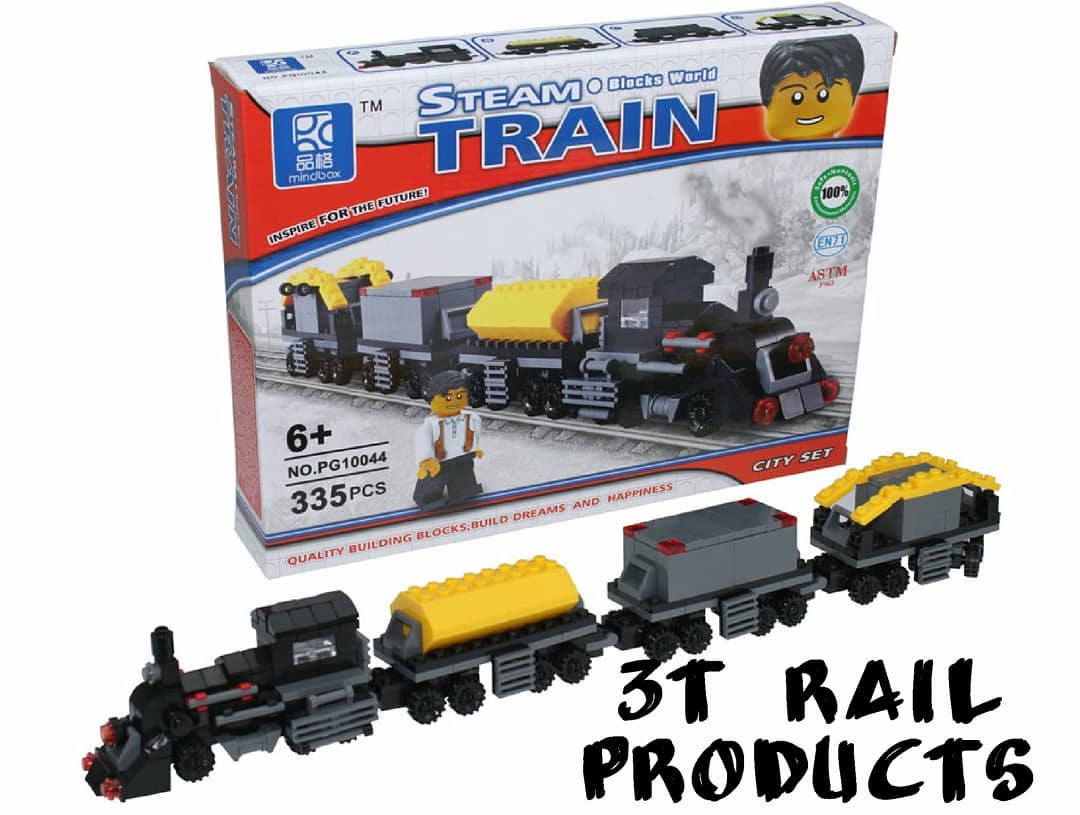 3T Rail Products Toy Train Products