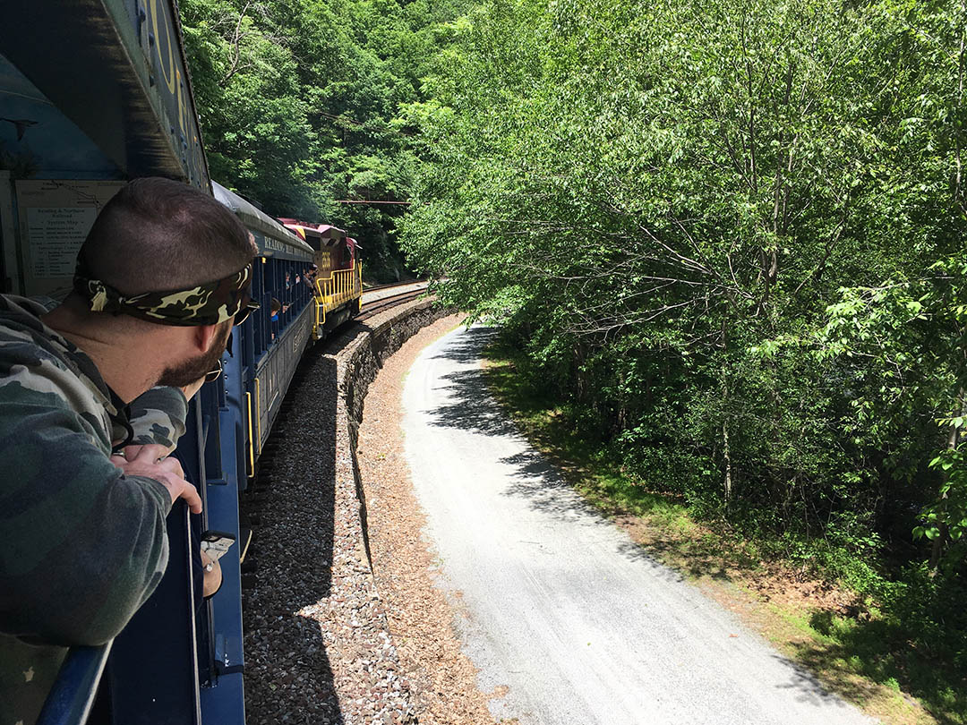 Tourist railroad fare survey–2019