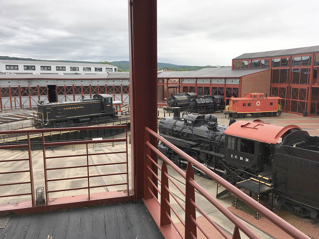 Eastern PA tour–Steamtown revisited