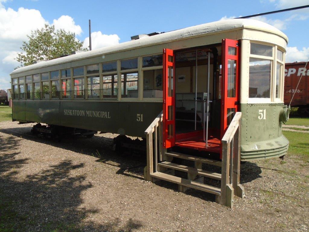 Restoring a Saskatoon streetcar